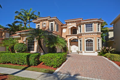 Delray Beach Single Family Home Contingent: 8149 Valhalla Drive