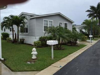 Mobile Home Sold: 400 A1a #126