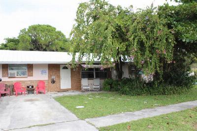 Single Family Home Sold: 3065 Florida Boulevard