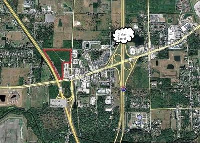 Fort Pierce Residential Lots & Land For Sale: 7350 Okeechobee Road