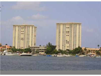 Boca Raton Condo Sold: 500 S Ocean Boulevard #1703
