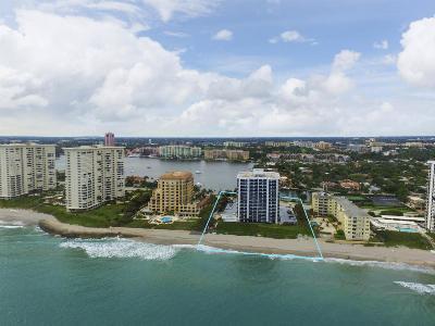 Boca Raton Condo Sold: 350 S Ocean Boulevard #6-C