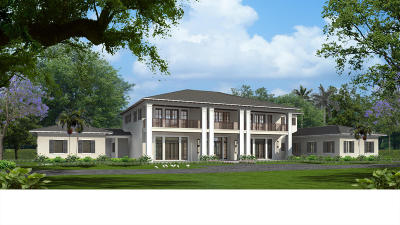 Long Lake Estates Single Family Home For Sale: 8419 Twin Lake Drive