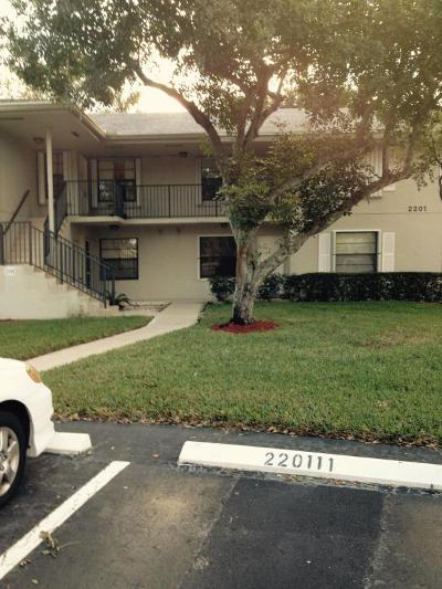 Condo Closed: 2201-F Sabal Ridge Court #F