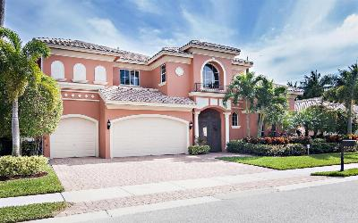 Single Family Home Sold: 3142 San Michele Drive