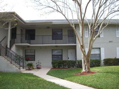 Condo Closed: 1801 Sabal Ridge Court #F