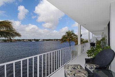 Palm Beach Condo Sold: 2150 Ibis Isle Road #14
