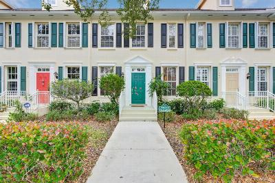 Townhouse Sold: 266 Iris Drive
