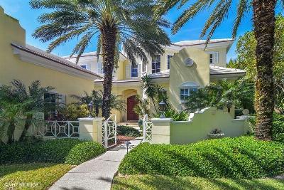 Stuart Single Family Home For Sale: 6926 SE Harbor Circle