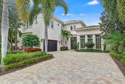 Palm Beach Gardens Single Family Home For Sale: 11205 Orange Hibiscus Lane