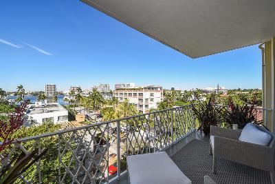 Palm Beach Condo Sold: 434 Chilean Avenue #6a