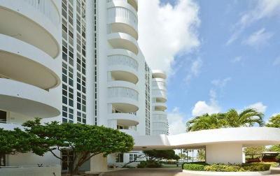 Delray Beach Condo Sold: 2200 S Ocean Boulevard #205