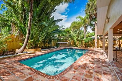 Boca Raton Single Family Home For Sale: 850 E Park