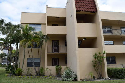 West Palm Beach Condo Sold: 1630 Embassy Drive #101