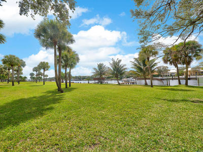North Palm Beach Single Family Home For Sale: 2162 Radnor Road