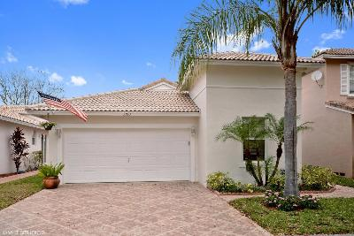 Coconut Creek Single Family Home Contingent: 3863 NW 63rd Court