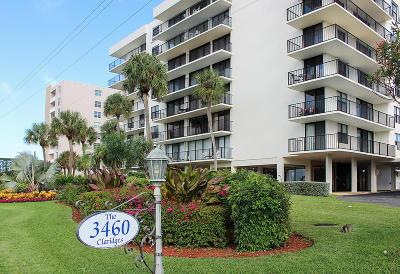Palm Beach Condo Sold: 3460 S Ocean Boulevard #709