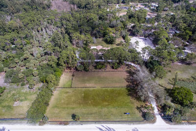 Loxahatchee Groves Single Family Home For Sale: 1104 E Road