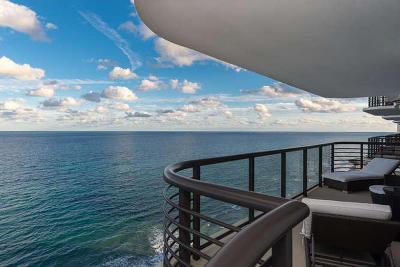 Boca Raton Condo Sold: 250 S Ocean Boulevard #14h