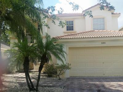 Lake Worth Single Family Home For Sale: 8186 Via Bolzano