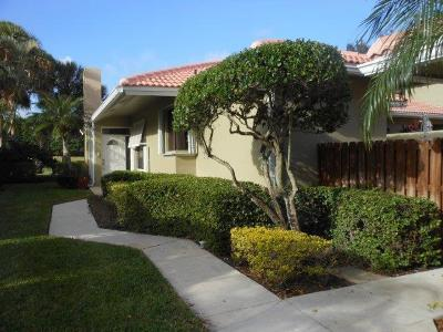 Palm Beach Gardens Rental For Rent: 148 Old Meadow Way