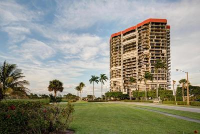 West Palm Beach Condo Sold: 1900 Consulate Place #1603