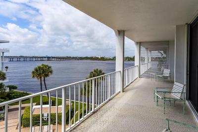 Palm Beach Condo Sold: 2784 S Ocean Boulevard #402 N