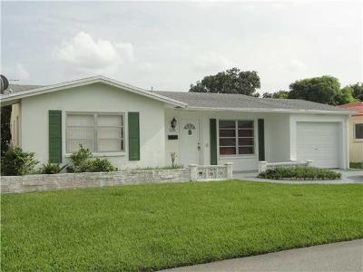 Tamarac Single Family Home For Sale: 6806 NW 58th Court