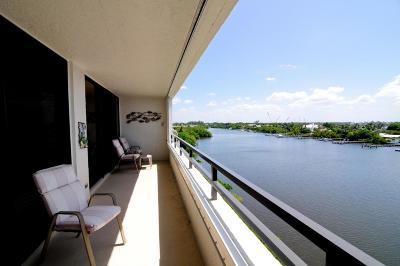 South Palm Beach Condo For Sale: 3555 S Ocean Boulevard #515