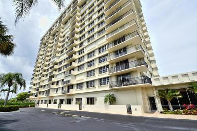 Boca Raton Condo Sold: 2121 Ocean Boulevard #1507e