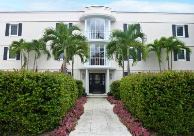 Palm Beach Condo Sold: 226 Brazilian Avenue #2a