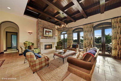 Wellington Single Family Home For Sale: 3460 Santa Barbara Drive