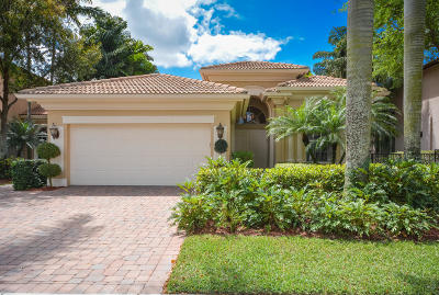 Delray Beach Single Family Home For Sale: 8138 Valhalla Drive