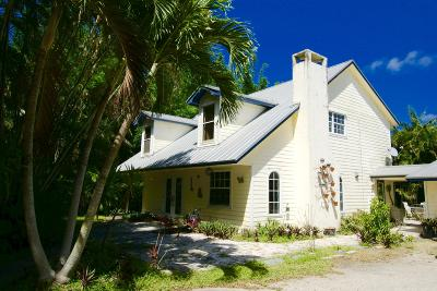 Single Family Home Sold: 18816 Loxahatchee River Road