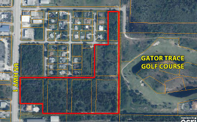 Fort Pierce Residential Lots & Land For Sale: 3950 S Us Hwy 1