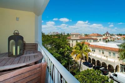 Palm Beach Condo Sold: 170 Chilean Avenue #5a