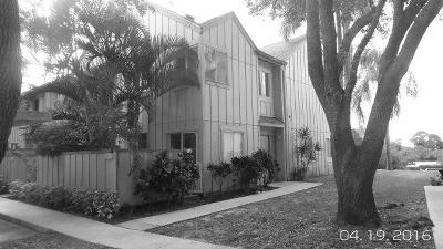 Townhouse Sold: 6247 Riverwalk Lane #8