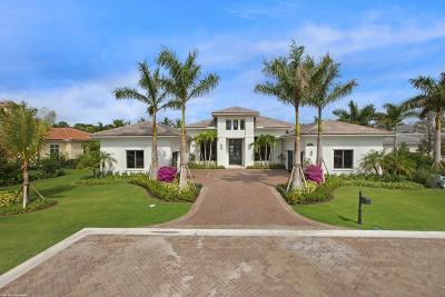 Palm Beach Gardens Single Family Home For Sale: 12013 Kiora Court