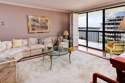 Palm Beach Condo Sold: 2778 S Ocean Boulevard #407n