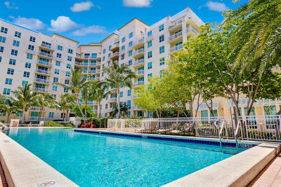 Condo Sold: 450 Federal Highway #901