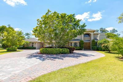 Wellington Single Family Home For Sale: 14748 Horseshoe Trace
