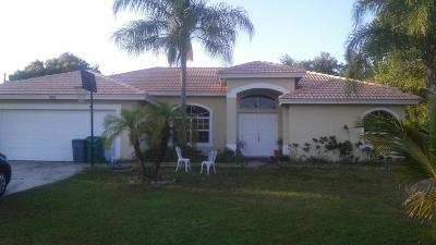 Single Family Home Sold: 1533 SW Del Rio Boulevard