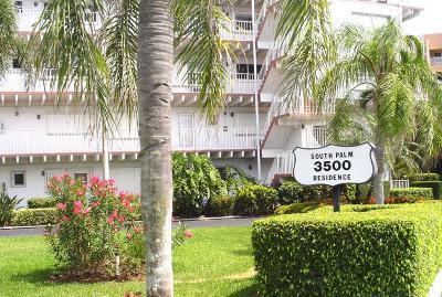 South Palm Beach Condo Sold: 3500 S Ocean Boulevard #312