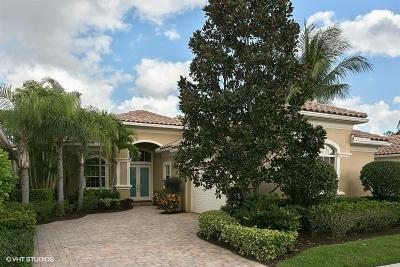 Palm Beach Gardens Single Family Home For Sale: 118 Bianca Drive