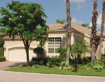 Palm Beach Gardens Rental For Rent: 126 Sunset Bay Drive