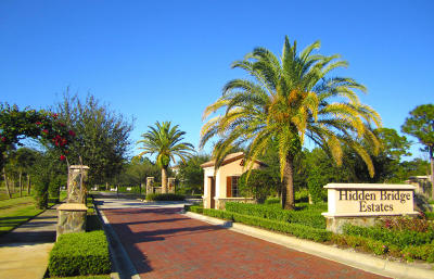 Residential Lots & Land For Sale: 7875 SE Hidden Bridge Court