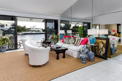 Palm Beach Condo Sold: 2275 S Ocean Boulevard #T7