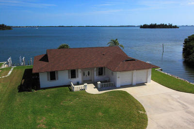 Vero Beach Single Family Home For Sale: 489 12th Place SE