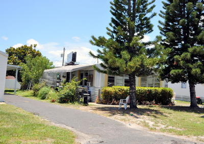 Mobile Home Sold: 4566 Sunset Ranch Road