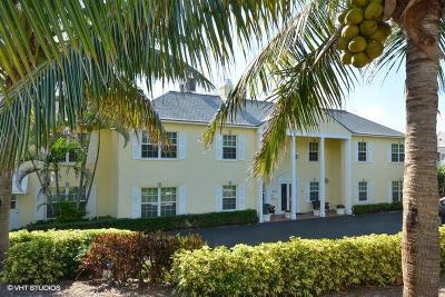 Delray Beach Condo Sold: 817 Ocean Boulevard #8